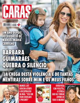 CARAS - HUGO COSTA S/S15