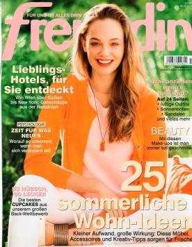 Freundin Nr.12 2015 with VALLEY Eyewear