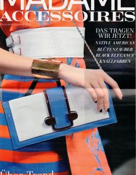 MADAM Magazin Acc | Spring Summer 2015 | Clemmie Watson