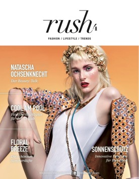 RUSH MAGAZINE with CLEMMIE & VALLEY