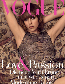 VOUGE INTERVIEW WITH ANINE BING MARCH 2016
