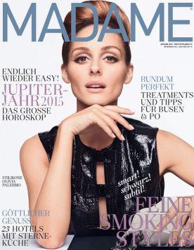 Madame Januar 2015 Clemmie Watson Necklace