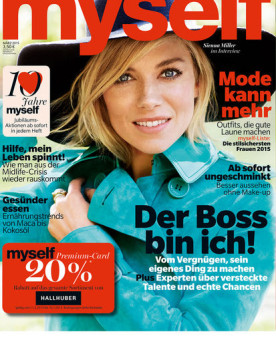 MYSELF Magazin | March 2015 | VALLEY Eyewear