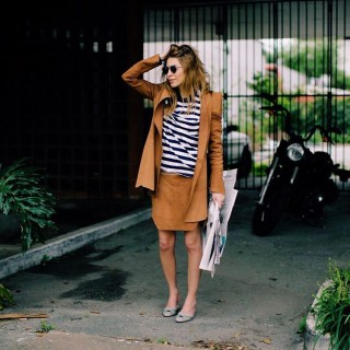 MAJA WYH - WOODSTOCK Jacket & HANNA Skirt