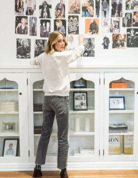 Anine Bing Home Story with VOGUE