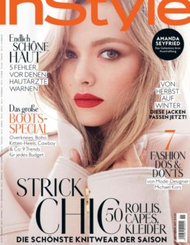ANINE BING InStyle November 2017