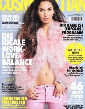 Cosmopolitan ANINE BING March 2018